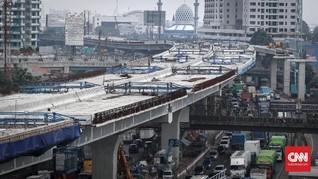 Tol Layang Japek II Beroperasi Mulai November 2019