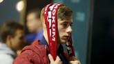 Perjalanan spektakuler Ajax Amsterdam di Liga Champions musim ini harus terhenti di tangan tim pembunuh raksasa lainnya, Tottenham Hotspur. (REUTERS/Pascal Rossignol)