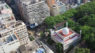 Wisata Nuansa Halal di Hong Kong