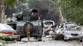 Bom Taliban Meledak Dekat Rumah Sakit,  20 Orang Tewas