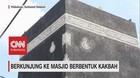 VIDEO: Unik, Masjid di Makassar Ini Berbentuk Kakbah
