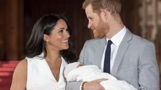 Pangeran Harry-Meghan Akhirnya Dapat Pengasuh Archie