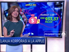 Belanja Korporasi Ala Apple