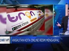 Angkot Online Tron, Sediakan Pembayaran Nontunai