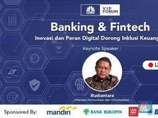 Kolaborasi Fintech & Banking Dorong Inklusi Keuangan