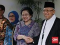 Megawati-Ma'ruf Amin Sepakat Rekonsiliasi Setelah 22 Mei
