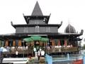Masjid Lancip, Objek Wisata Religi di Kalimantan Selatan