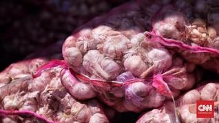 Kemendag Impor Bawang Putih 60 Ribu Ton untuk Ramadan