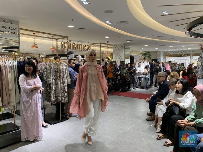 Bye Tanah Abang Baju Muslim Kini Incar Kaum Menengah Atas Ri