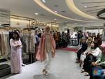 Bye Tanah Abang, Baju Muslim Kini Incar Kaum Menengah Atas RI