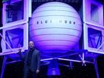 Elon Musk Ejek Blue Moon yang Diluncurkan Orang Terkaya Dunia