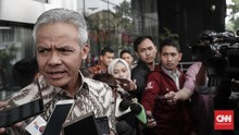 Ganjar Pranowo soal Konflik Urut Sewu: Ada yang Tak Sabar