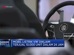 VW Bakal Luncurkan Mobil Listrik