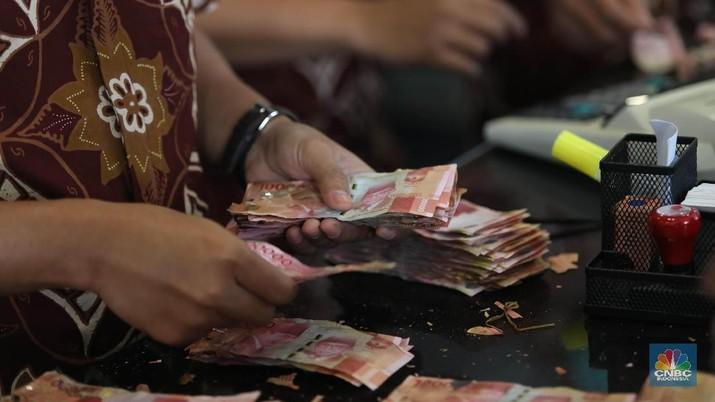 Penutupan Pasar: Rupiah Menguat ke Rp 14.210/US$