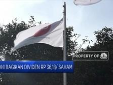 ADHI Bagikan Dividen Rp 36,18/ Saham