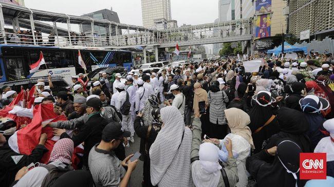 Kekurangan Peserta, Tour Jihad 22 Mei dari Surabaya Batal
