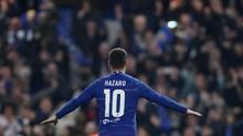 Chelsea Siap Lepas Hazard ke Madrid Rp1,6 Triliun