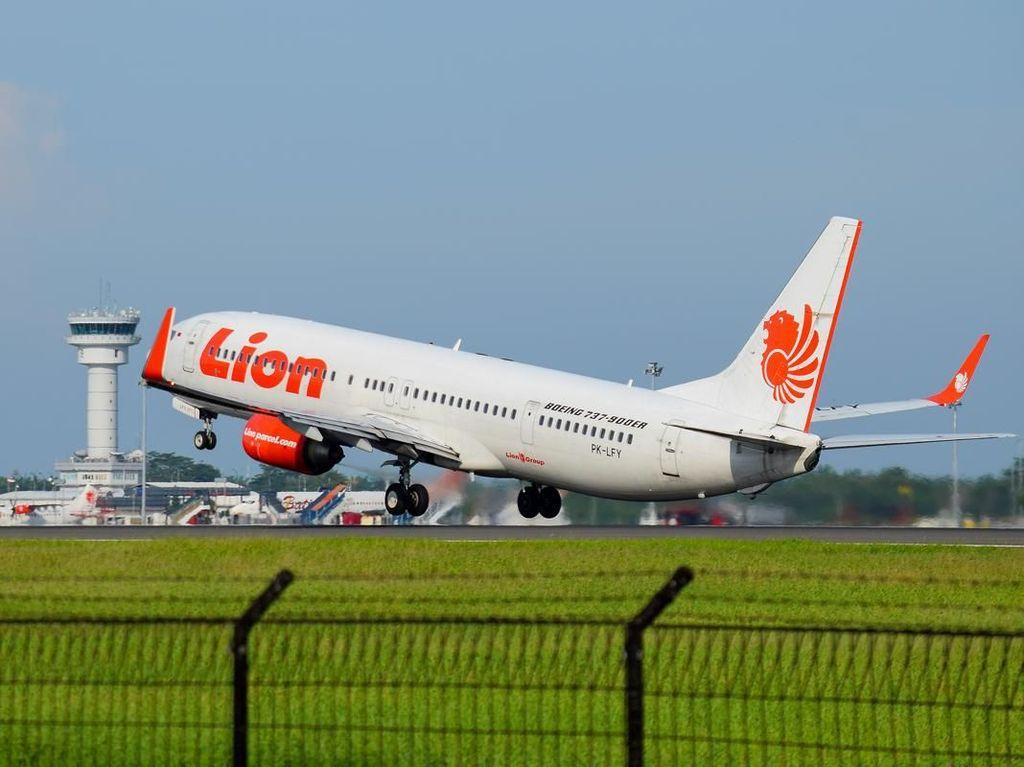 Kabut Asap di Indonesia, 28 Pesawat Lion Air Group Batal Terbang