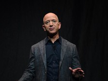 Jeff Bezos Jual Saham Amazon Rp 39,2 T, Buat Apa?