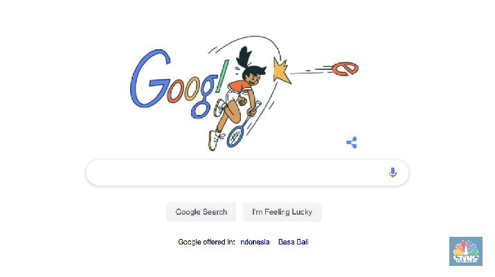 Sosok atlet badminton RI Minarni Soedarjanto mejeng di google art doodle hari ini, ini kisahnya.