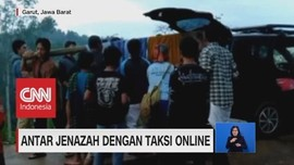 VIDEO: Viral! Taksi Online di Order Untuk Antar Jenazah