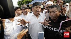 Eggi Sudjana Kirim Surat Memohon Jokowi Setop Kasus Makarnya