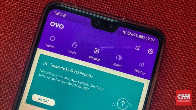 Bos OVO: Lippo Tidak Lepas Saham