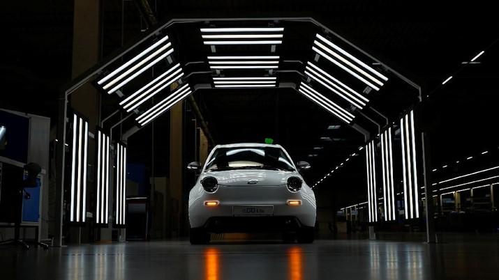 Ini Mobil Listrik yang Harganya Lebih Murah dari Tesla