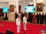 Usai Dilantik Jokowi, Gubernur Malut Janji Kebut KEK Morotai