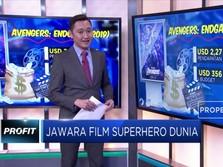 Jawara Film Superhero Dunia