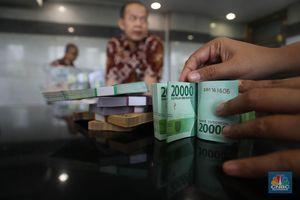 Pukul 12:00 WIB: Rupiah Semakin Lemah ke Rp 13.960/US$