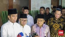 Jokowi dan Zulkifli Hasan Sepakat Bukber di Rumah Bamsoet
