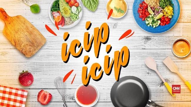 VIDEO Icip-icip: Tortilla Chicken Wrap
