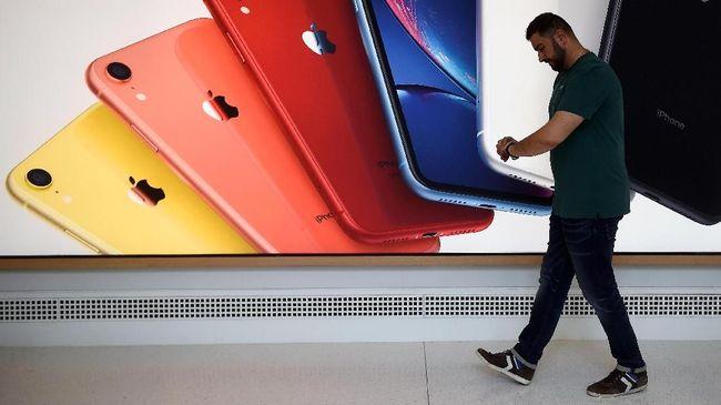 Apple Bakal Jual iPhone 'Murah' Tahun 2020