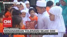 VIDEO: Menanam Toleransi Sejak Dini