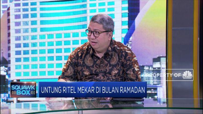 LPPF Untung Ritel Mekar di Bulan Ramadan