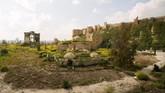 Pemilik pemandian Bab al-Ahmar, Thaer Khairullah, baru membuka kembali tempatnya pada Desember lalu setelah empat bulan renovasi.