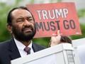 Sepuluh Juta Orang Teken Petisi Makzulkan Trump
