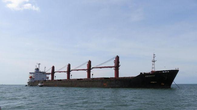 Korut Desak AS Kembalikan Kapal Kargonya yang Disita