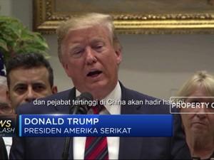 Trump: Kenaikan Tarif Bea Impor Keputusan Terbaik