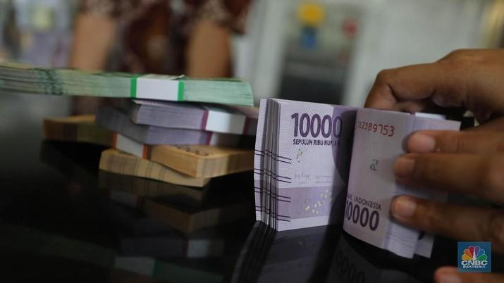 Rupiah (CNBC Indonesia/Muhammad Sabki)