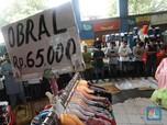 Penjualan Ritel RI Turun, Nyalakan Tanda Bahaya?