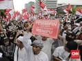 Massa Klaim Aksi di Bawaslu sebagai Jihad Konstitusional