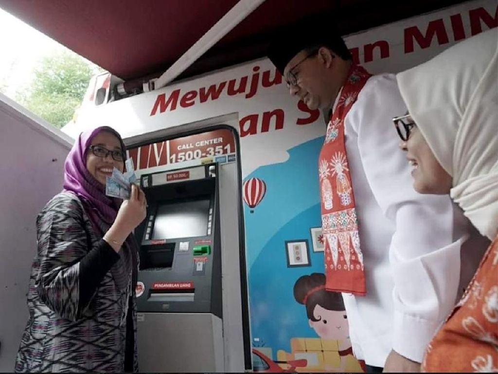 Hal tersebut merupakan upaya Bank DKI sejalan dengan misinya dalam memaksimalkan peranan sebagai mitra Pemerintah DKI Jakarta. Foto: dok. Pemprov DKI