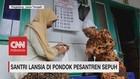 VIDEO: Santri Lansia di Magelang Antusia Belajar Agama Islam