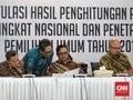 Demokrat Teken Hasil Rekapitulasi KPU, BPN Menolak