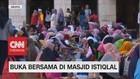 VIDEO: Bukber di Masjid Istiqlal Dihadiri 10.000 Jemaah