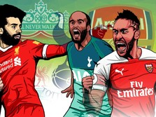 Sudah Dijatah, Ini Pembagian Tiket Final untuk 4 Klub Inggris