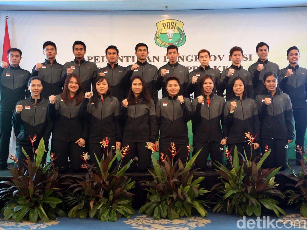 PBSI Lepas Kevin Sanjaya dkk ke Piala Sudirman 2019
