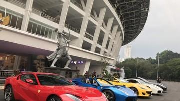 Ini Mobil Ferrari Yang Bisa Dibeli Di Indonesia Harganya
